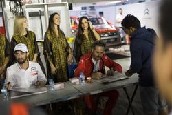 Хосе Марія Лопес, Citroën World Touring Car Team, Citroën C-Elysée WTCC і Іван Мюллер, Citroën World Touring Car Team, Citroën C-Elysée WTCC