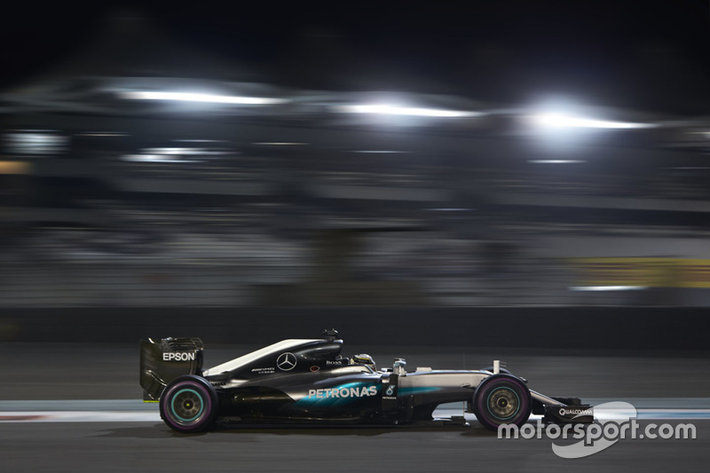Abu Dhabi: Lewis Hamilton (Mercedes)