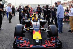 Даніель Ріккардо, Red Bull Racing RB12 на стартовій решітці