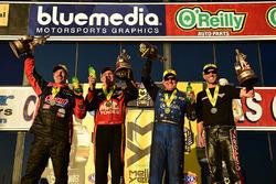 Kazananlar: Pro Stock Bike Matt Smith, Pro Stock Greg Anderson, Funny Car Tommy Johnson Jr., Top Fuel Doug Kalitta