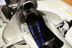 El Mercedes W07 Hybrid de Nico Rosberg, Mercedes AMG F1