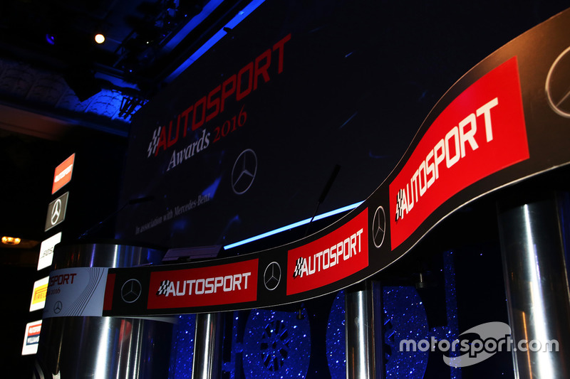 Autosport Awards atmosphere