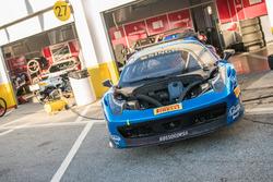 Ferrari Challenge Trofeo Pirelli, domingo