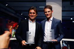 Alex Zanardi et Marco Wittmann, BMW Team RMG