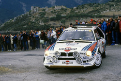 Хенри Тойвонен и Серджио Кресто, Lancia Delta S4
