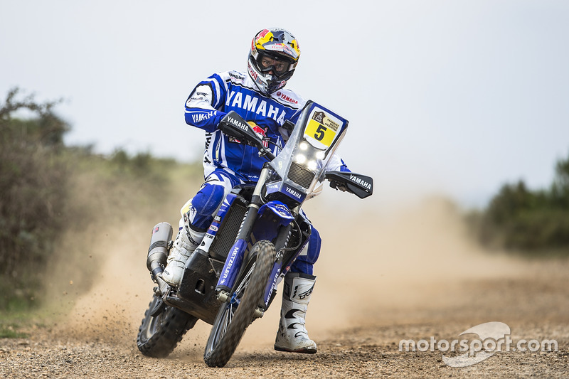 Yamaha WR450F Rally 2017