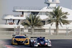 #22 United Autosports, Ligier JS P3: Jim McGuire, Matt Keegan, Nico Rondet,Stefan Johansson