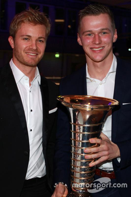 Nico Rosberg, Maximilian Günther