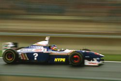 Jacques Villeneuve, Williams FW19 Renault
