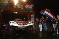 #304 Team Peugeot Sport, Peugeot 3008 DKR: Карлос Сайнс, Лукас Крус