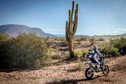 №18 Yamaha Official Rally Team: Алессандро Боттури