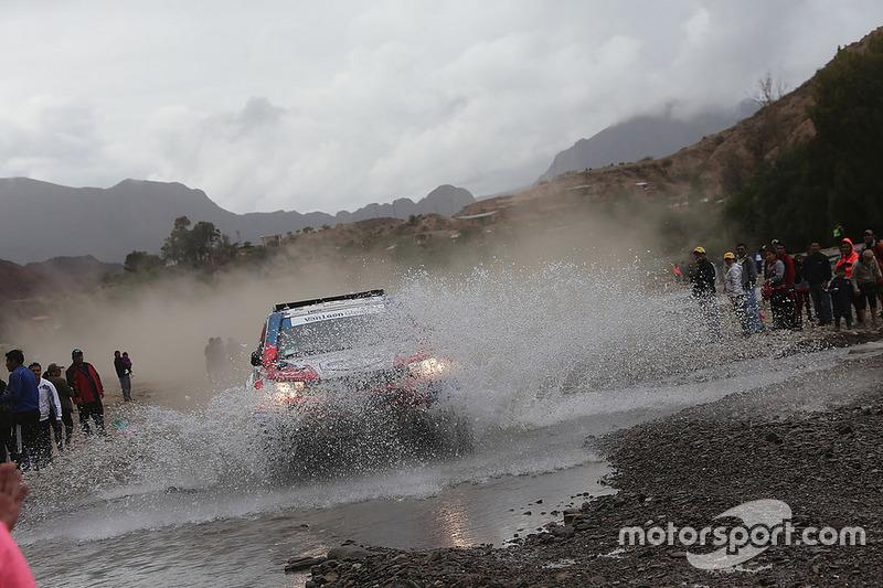 8. #310 Toyota: Ерік Ван Лон, Ваутер Розегаар
