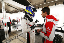 Dirk Werner, Frederic Makowiecki, Porsche Team North America Porsche