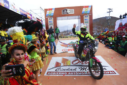 Etappe 5: Tupiza - Oruro