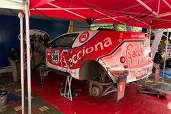 #369 Acciona EcoPowered: Ariel Jaton, German Rolon