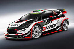 DMACK World Rally Team