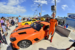 Ethan Low of Ginetta USA