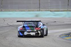 #115 MP1B Porsche 997 driven by Samin Gomez of Formula Motorsports