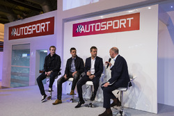 Richard Dean (United Autosport), ve Christian England ve Wayne Boyd