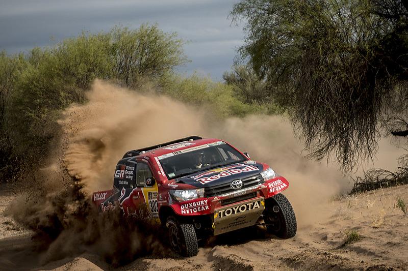 Жиньель де Вильерс, Toyota Gazoo Racing Toyota