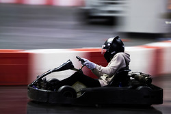 Karting en la Live Action Arena