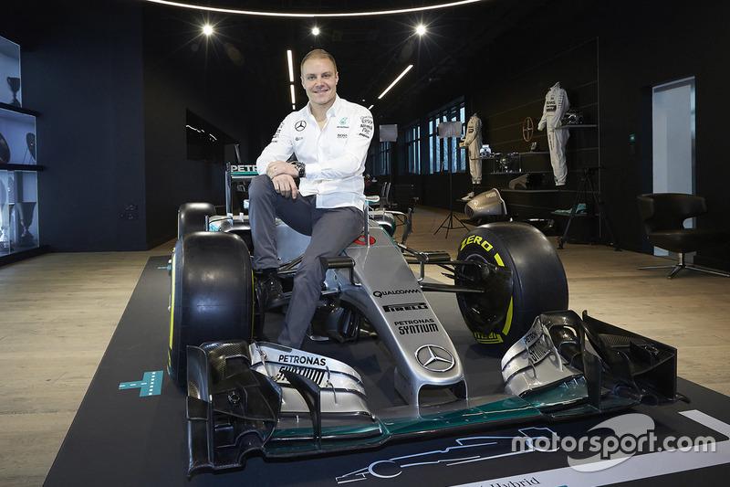 1. Валттери Боттас, Формула 1, Mercedes