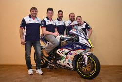 Drivers presentation Penz13 for 2017 Isle of Man TT