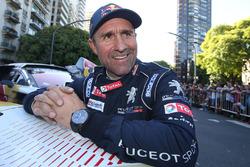 1. Stéphane Peterhansel, Peugeot Sport