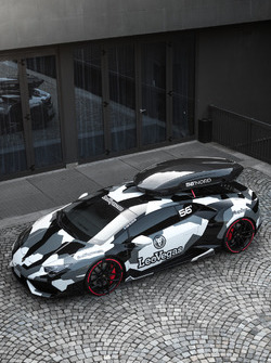 Jon Olsson, Lamborghini Huracán Camouflage