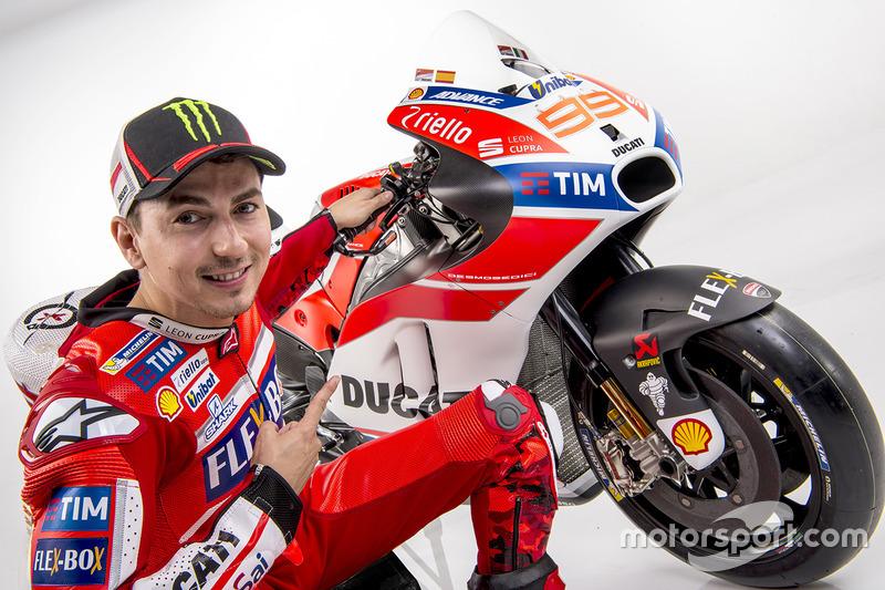 20 Ocak: Ducati takımının tanıtımı