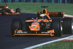 Pedro De La Rosa, Arrows A21 Supertec
