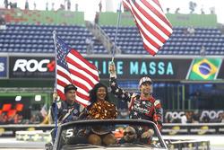 Scott Speed y Travis Pastrana, Team USA Rally X
