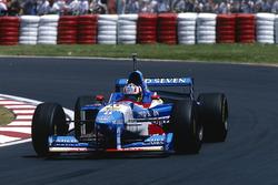 Alexander Wurz, Benetton B197