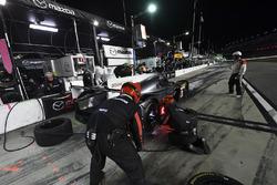 #70 Mazda Motorsports Mazda DPi: Джо Міллер, Том Лонг, Джеймс Хінчкліфф