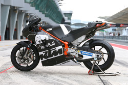 Bike von Bradley Smith, Red Bull KTM Factory Racing