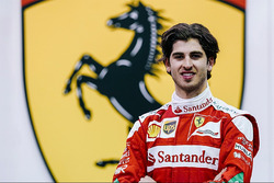 Ferrari third driver announcement