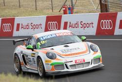 #19 PROsport Performance, Porsche Cayman PRO 4: Ендрю Пілгрім, Макс Браамс, Йорг Фібан, Ніколай Мьоллер Мадсен