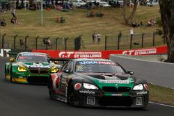 #7 BMW Team SRM, BMW M6 GT3: Tony Longhurst, Mark Skaife, Russell Ingall, Timo Glock
