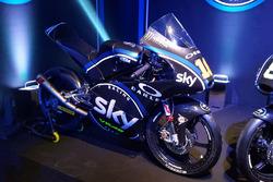 Moto3-Bike von Andrea Migno