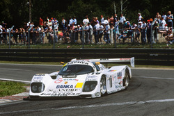 #10 Kremer Racing, Porsche 962CK6: Jürgen Lassig, Giovanni Lavaggi, Wayne Taylor