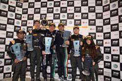 Podyum: 1. #72 Antonelli Motorsports: Marco Antonelli, Davide Roda, 2. #5 FFF Racing Team: Parth Ghorpade, Jack Bartholomew, 3. #15 FFF Racing Team: Carrie Schreiner, Richard Goddard