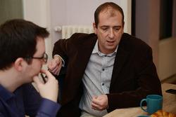 Vincent Beaumesnil, ACO-Sportdirektor, im Gespräch mit Basile Davoine, Motorsport.com Frankreich
