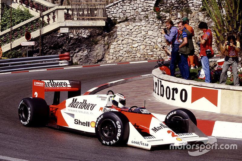 1987: McLaren MP4/3 TAG Porsche