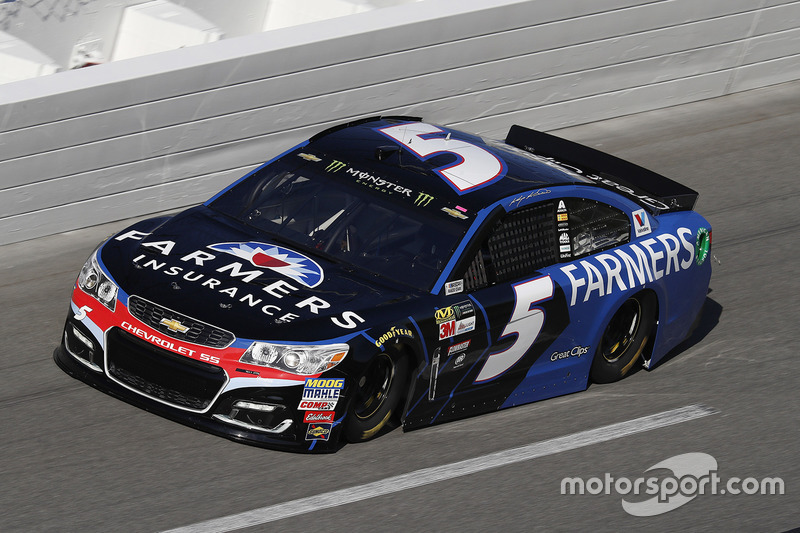26. Kasey Kahne, Hendrick Motorsports, Chevrolet