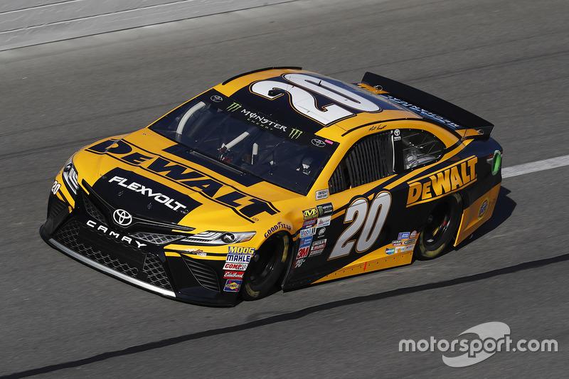 9. Matt Kenseth, Joe Gibbs Racing, Toyota
