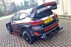 Ford Fiesta WRC Plus di Lorenzo Bertelli e Simone Scattolin