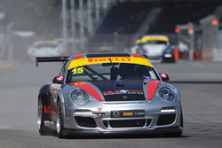 #15 Veloce Motorsport ULX110, Porsche GT3 Cup: Keith Wong, Michael Almond