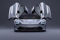 Presentación McLaren 720S