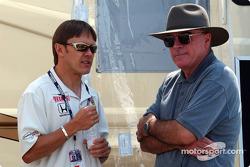 Adrian Fernandez and Steve Horne