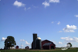 A typical Ohio farm